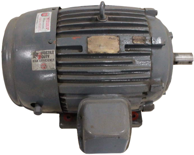 Emerson CT 324 T Electric Motor