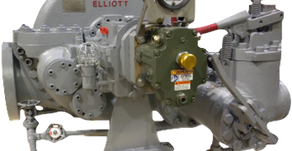 Keep Condensate Out of Elliot Steam Turbines With Isomag Bearing Seals