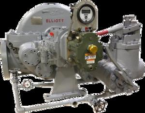 Elliot DYR Steam Turbine