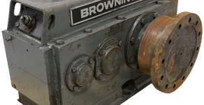 Browning Reducer Gearbox Sealed With Isomag Bearing Isolators