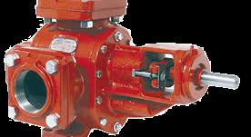 Roper Gear Pump Seals With Isomag Bearing Isolators