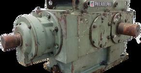 Isomag Bearing Seals Best On Philadelphia Gear 10H3-2 Gearbox