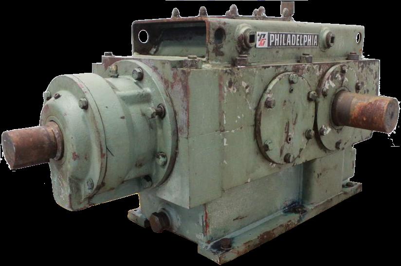 Philadelphia Gear 10H3-2 Gearbox