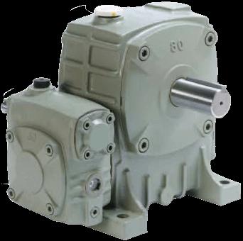 Cleveland DW 80 Gearbox