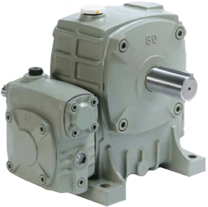 Cleveland DW 80 Gearbox