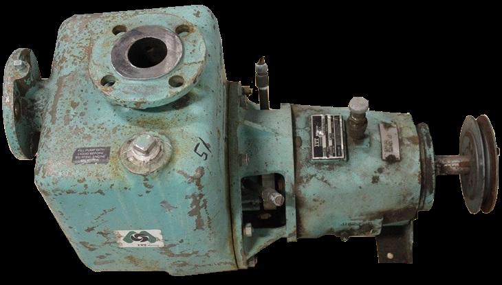 ITT 2SS1EL Self Priming Pump