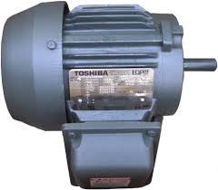 Toshiba 143T Electric Motor