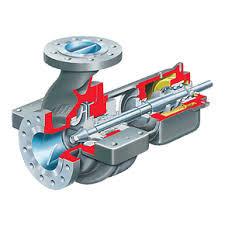 Flowserve RV8 Pump