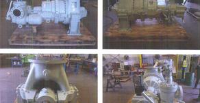 Isomag Bearing Seals Prevent Water Ingress in Refinery Steam Turbines