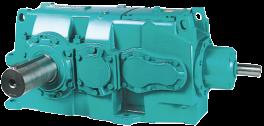 Hansen P4 Multi Stage Gearbox