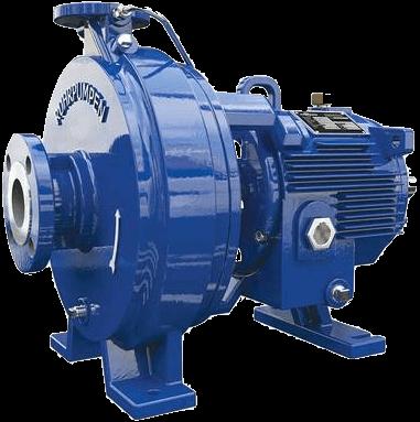 Ruhrpumpen CPP ANSI Pump