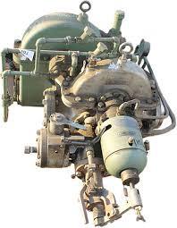 Coppus RLA Steam Turbine