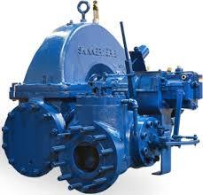 Skinner ER E Steam Turbine