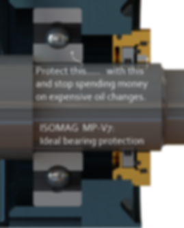 Isomag Bearing Protection