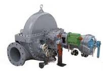 Coppus RLH Steam Turbine