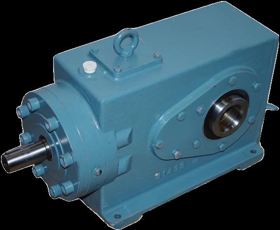 Kumera XTA-2125 RA Gearbox