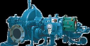 Dresser Rand SST 350 Steam Turbine Best With Isomag Bearing Seals