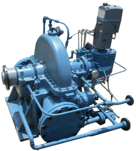 Elliot CE 150 Steam Turbine