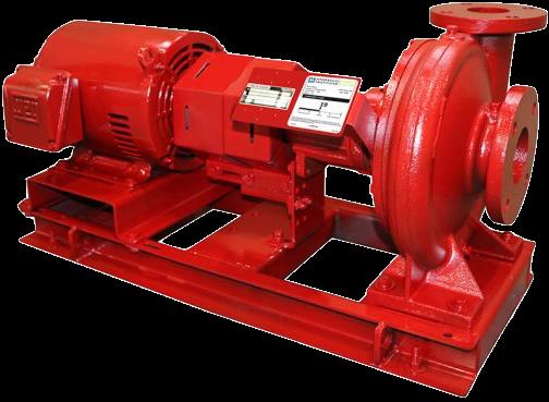 Bell and Gossett Series 1500 Pump