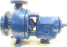 Goulds 3196 ST ANSI Pump