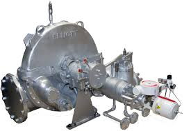 Elliot AYR Steam Turbine