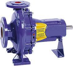 Sihi ZLN Chemical Process Pump