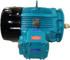 Brook Hansen Gear Motor
