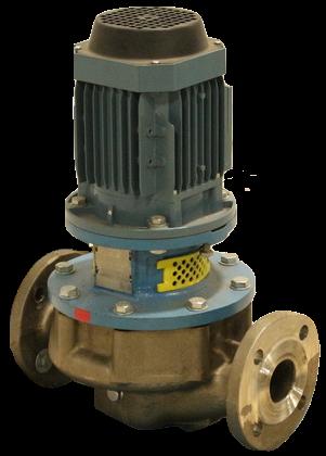 Sihi ZL1C Pump