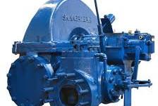 Isomag Bearing Seals Keep Condensate Out Of Skinner SB-23 Steam Turbine