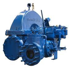 Skinner SB-23 Steam Tubrine