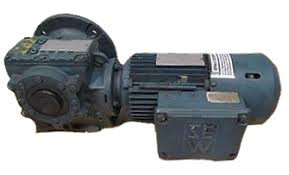 SEW Eurodrive SAF57DT80N4BM61HR Motor Gearbox