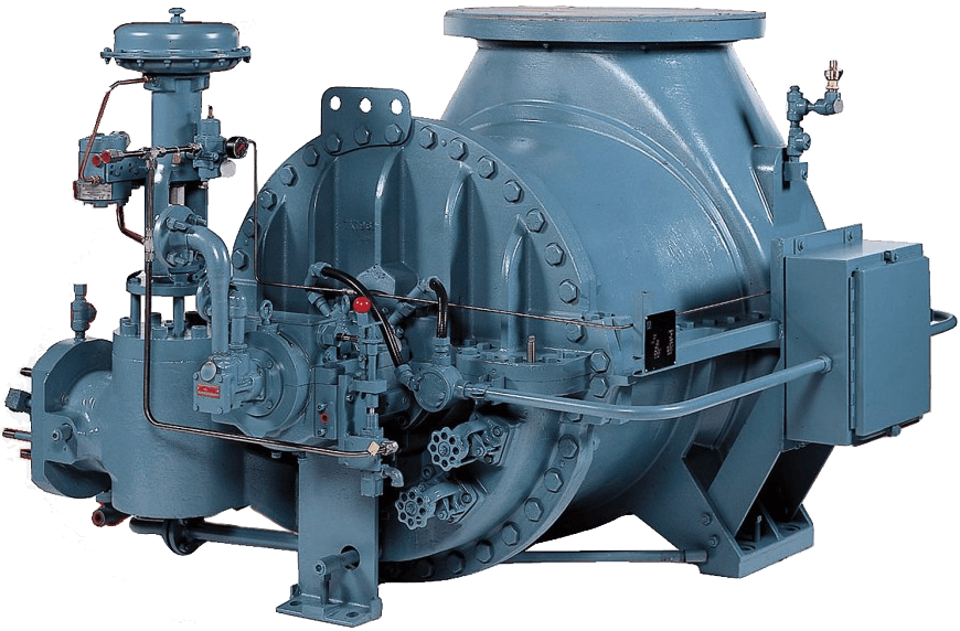Dresser Rand Series K Steam Turbine