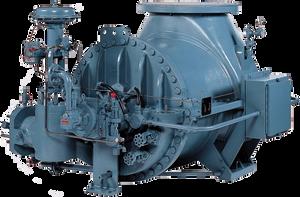 Dresser Rand Series K Steam Turbine