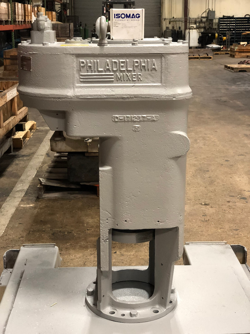 Philadelphia P-Tech 12 Mixer