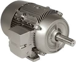 Siemens AI NEMA Electric Motor