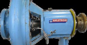 Isomag Bearing Seals Protect Bearings On Ahlstrom APT 53-4 Pump