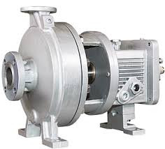 PumpWorks PWA LF ANSI Pump With Isomag Bearing Isolators