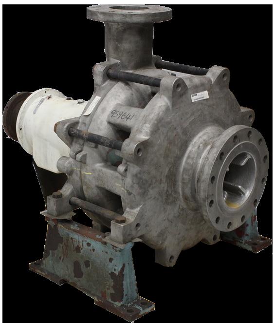 Sulzer LRS Pump