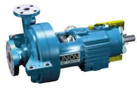 Clyde Union HHS API 610 OH2 Pump