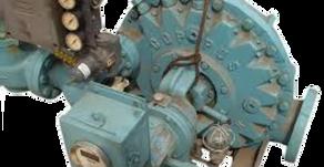 Isomag Bearing Seals Prevent Condensate Ingress On Coppus RLA Steam Turbines
