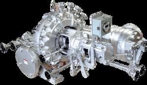 Dresser Rand RLA Steam Turbine