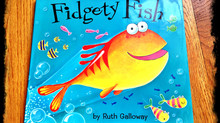 Ruth Galloway's Fidgety Fish