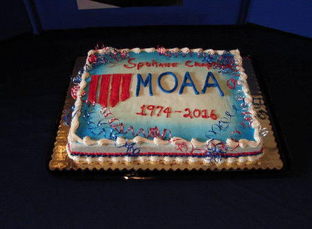 Spokane MOAA Chapter Celebrates 42nd Anniversary