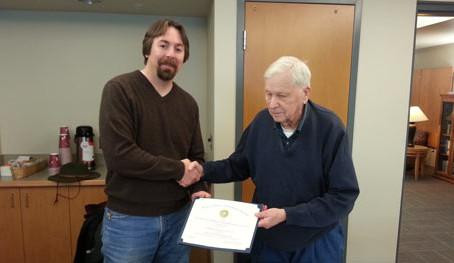 Spokane Chapter Receives Awards