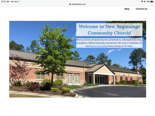 Featured Church - New Beginnings Community Church