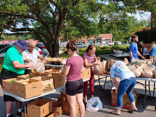 How can you help SBIC and The Lords Food Pantry?