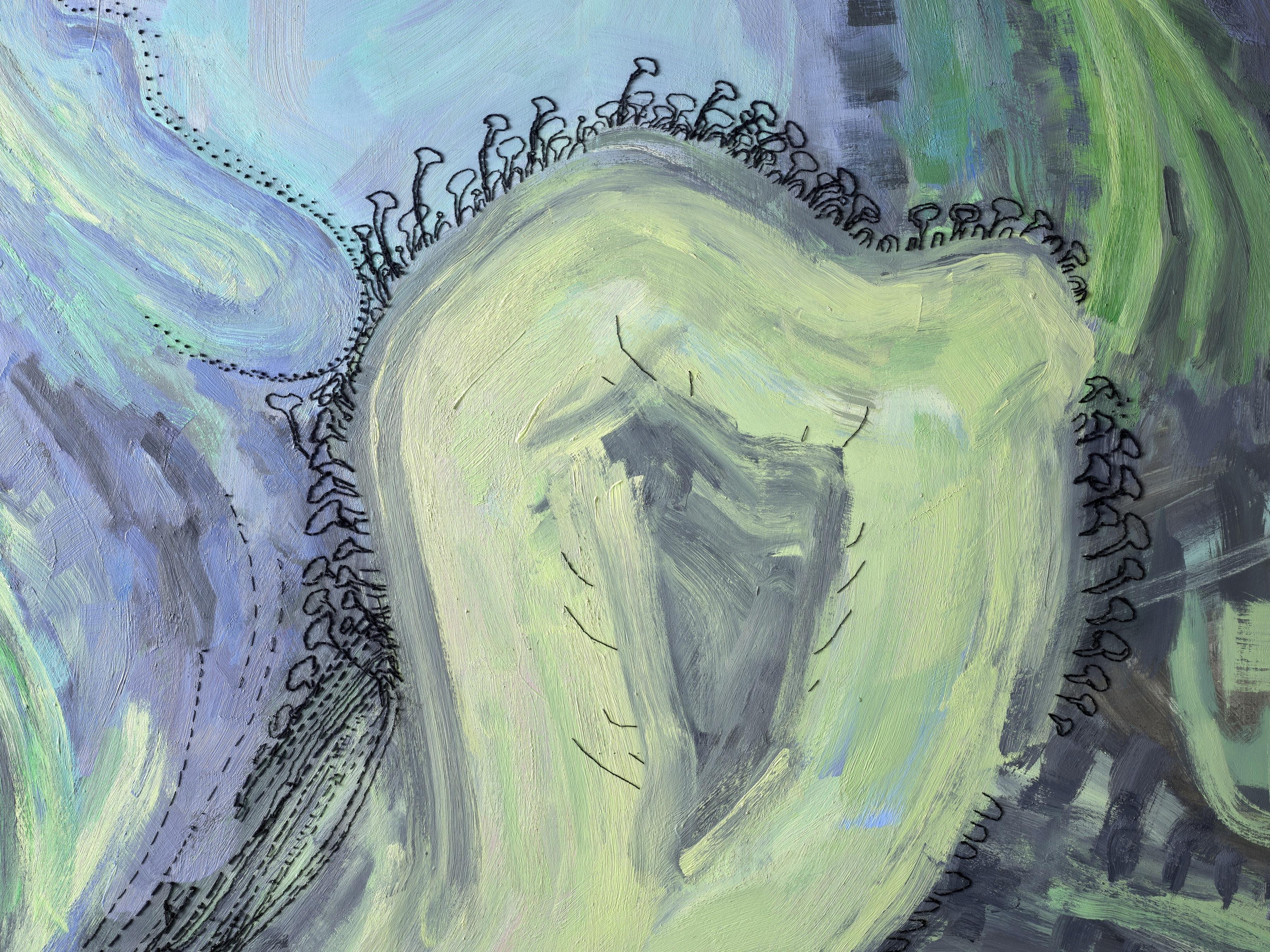 Burgeoning (detail)