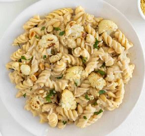 Cauliflower and Parmesan Pasta.JPG