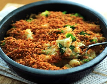 Broccoli and Cauliflower Cheese Bake.jpg