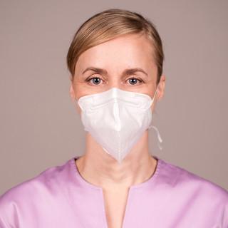 FFP3- hengityssuojain